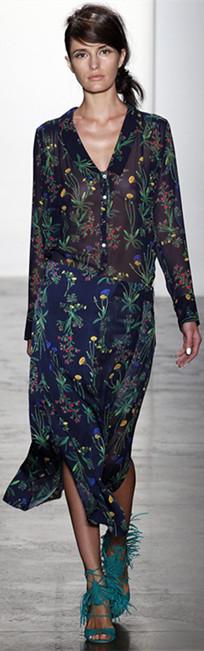 Marissa Webb 2016春夏纽约时装周