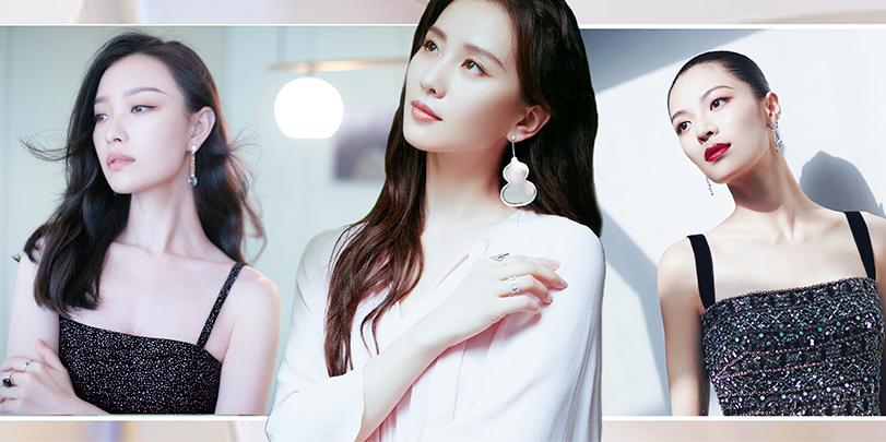 刘诗诗、倪妮带着超优美体态,又来吸粉了!